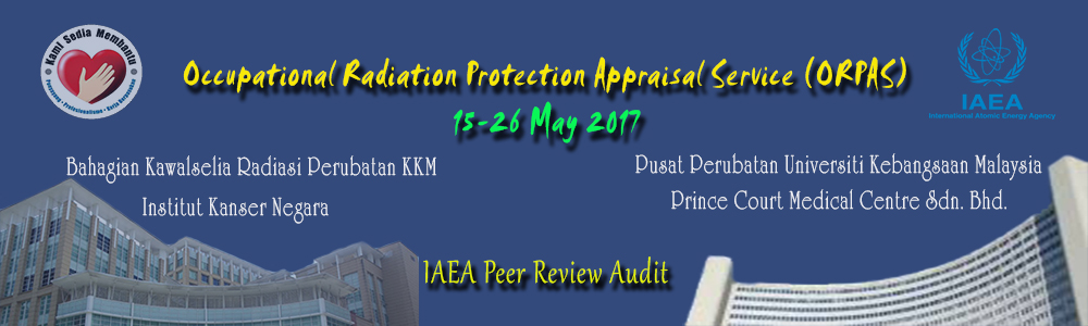 Occupational Radiation Protection Appraisal Service-ORPAS