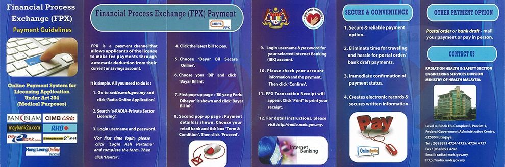 Online Payment Poster